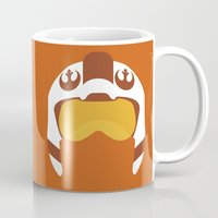 Star Wars Minimalism - Red Five Mug
