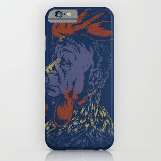 Hitch-Cock! iPhone & iPod Case