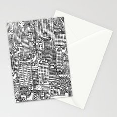 New York View 3 Stationery Cards
