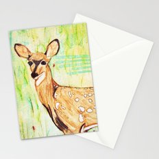 As A Deer Stationery Cards