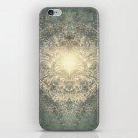 Filagree Field iPhone & iPod Skin
