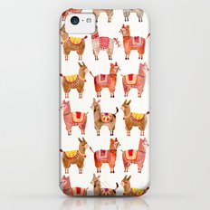 Alpacas iPhone 5c Slim Case