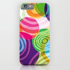 Circle-licious Sweetie iPhone 6 Slim Case