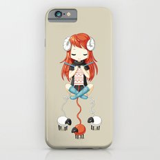 Knitting Meditation 2 iPhone 6 Slim Case