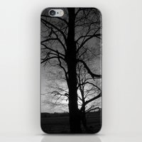 Spooky  iPhone & iPod Skin
