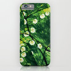 Tree With the Lights Slim Case iPhone 6s