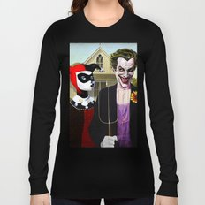 Why So American Gothic? Long Sleeve T-shirt