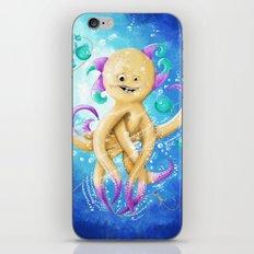 OCTOPUS MONSTER iPhone & iPod Skin