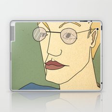 Geek culture / touch me, too Laptop & iPad Skin