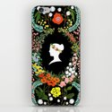 Language of Flowers  iPhone & iPod Skin
