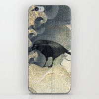From a raven child iPhone & iPod Skin