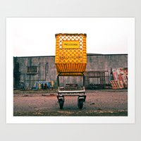 Art Print featuring American artifact by Vorona Photography
