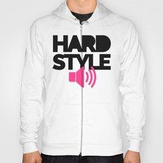 Hardstyle Speaker Music Quote Hoody
