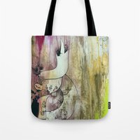 Purple Heart In Times Of… Tote Bag