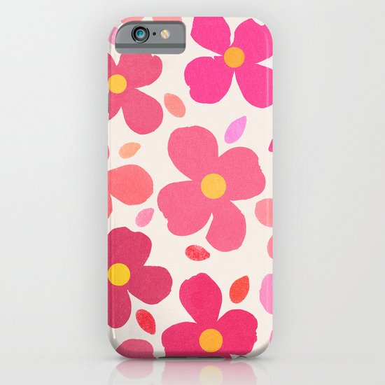 Dogwood Pink iPhone & iPod Case