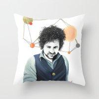 WAYNE Throw Pillow