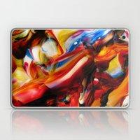 whirled piece Laptop & iPad Skin