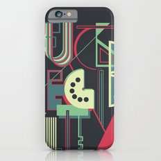 Fuck Legibility Slim Case iPhone 6s