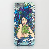 GANJA GIRL iPhone 6 Slim Case
