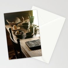 Lovely Wood Stationery Cards