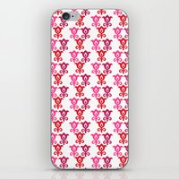 Happy Retro 5 iPhone & iPod Skin