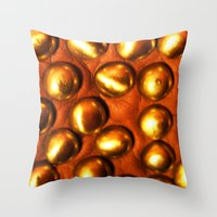 Solidity Throw Pillow