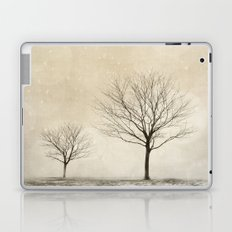 Snow Bokeh Wonderland  Laptop & iPad Skin
