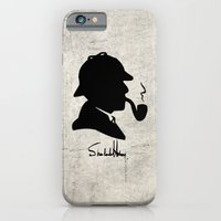 iPhone & iPod Case featuring World's Greatest Detective by Irina Chuckowree