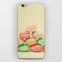 French Macarons iPhone & iPod Skin