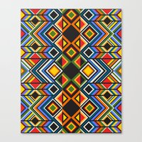 TINDA 2 Canvas Print