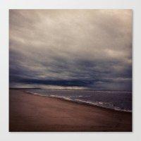 Formby Beach Canvas Print