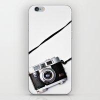Kodak Vintage Camera iPhone & iPod Skin