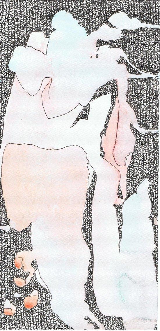 A Flash of Colour Art Print