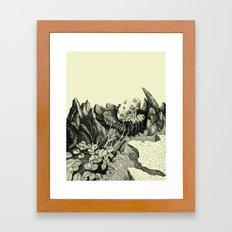 Landscape 06 Framed Art Print