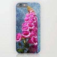 Foxglove With Texture R… iPhone 6 Slim Case