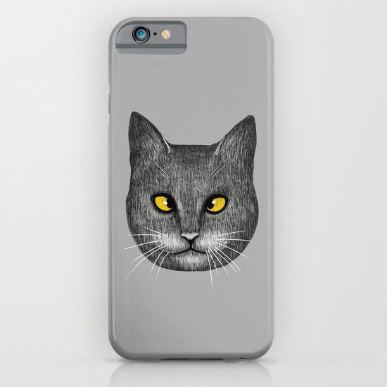 Cross Eyed iPhone & iPod Case