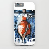 MOONLIGHT DIVE iPhone 6 Slim Case