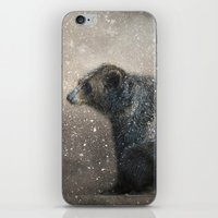 Braving the Storm iPhone & iPod Skin