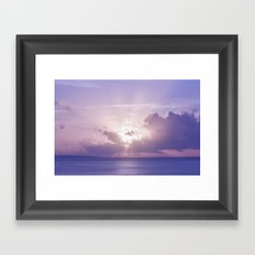 Nature Of Art Framed Art Print