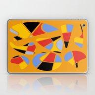 Abstract #91 Laptop & iPad Skin