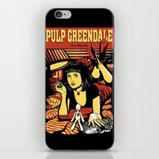 Pulp Greendale iPhone & iPod Skin