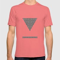 Oh Alah Mens Fitted Tee Pomegranate SMALL