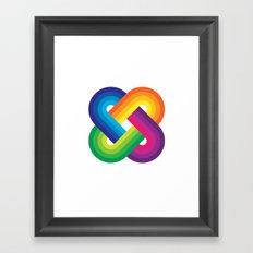 Solomon's Knot (2011) Framed Art Print