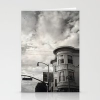 18th St San Francisco Stationery Cards