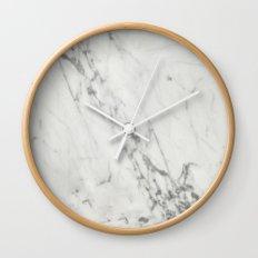 Real Marble II Wall Clock