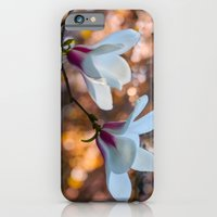 Blooming Magnolia iPhone 6 Slim Case