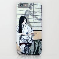 iPhone & iPod Case featuring Forced Entry II by Shou Yuan
