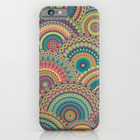 iPhone Cases featuring Millefiori Mandala by Groovity