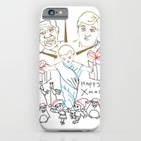 iPhone & iPod Case featuring Atheist Christmas by Braven