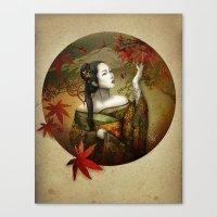 Momijigari [Maple Viewin… Canvas Print